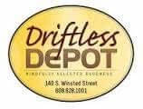 DriftlessDepotLogo