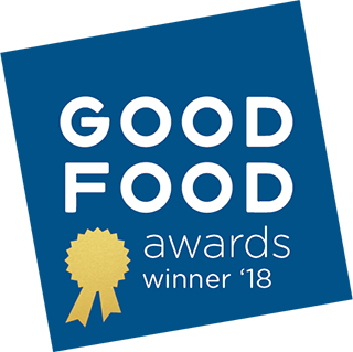 Good Food Award Winner 2018