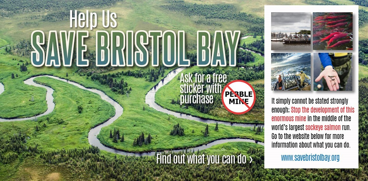 Help Us Save Bristol Bay